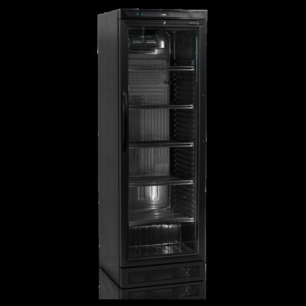 Armario expositor refrigerado NEGRO CEV425-I BLACK