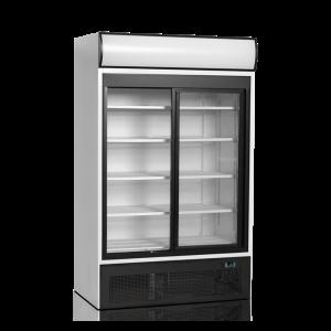 Armario expositor refrigerado puertas correderas FSC1200S-P